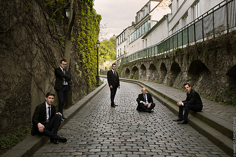 Le Local Brass Quintet